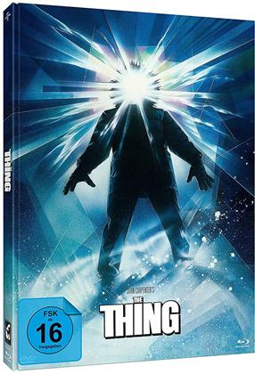 The Thing (1982) (Struzan Cover, Limited Edition, Mediabook, 2 Blu-rays + DVD)