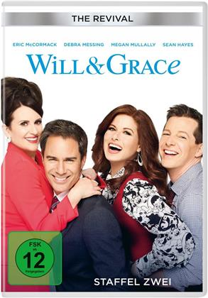 Will & Grace - The Revival - Staffel 2 (2 DVDs)