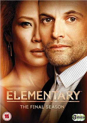 Elementary - Season 7 - The Final Season (3 DVDs)