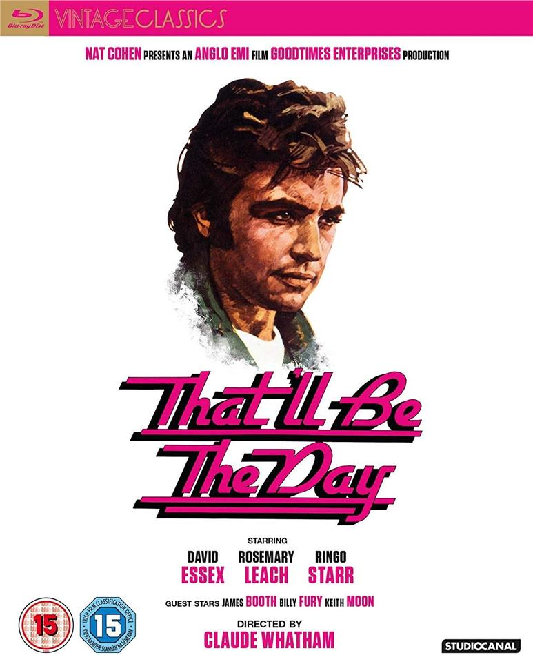 That'll Be The Day (1973) (Vintage Classics)
