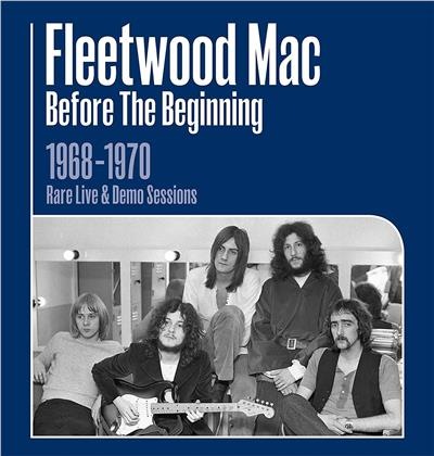 Fleetwood Mac - Before The Beginning: Live 1968-1970