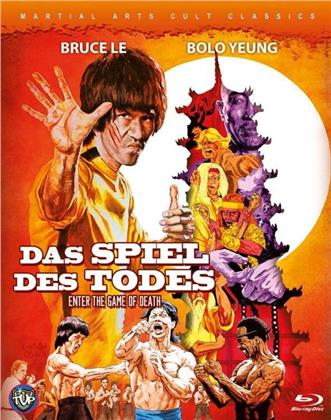Das Spiel des Todes - Enter the Game of Death (1978) (Buchbox, Martial Arts Cult Classics, Limited Edition)