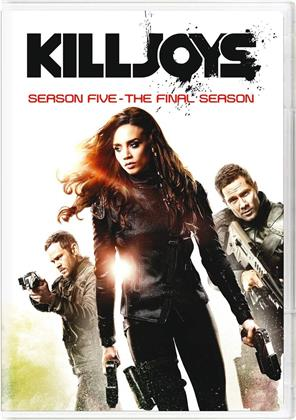 Killjoys - Season 5 - The Final Season (2 DVDs)