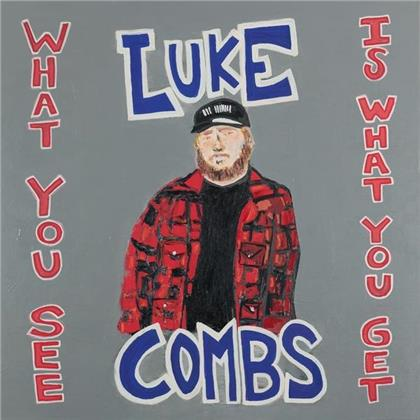 Luke Combs - What You See Is What You Get (140 Gramm, Gatefold, 2 LPs)