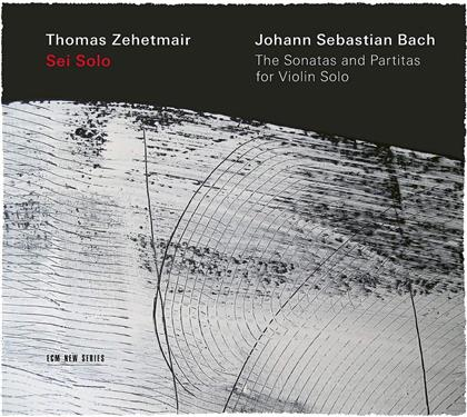 Thomas Zehetmair & Johann Sebastian Bach (1685-1750) - Sei Solo - The Sonatas And Partitas For Violin Solo (2 CDs)