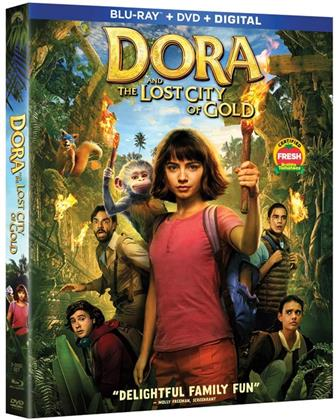 Dora and the Lost City of Gold (2019) (Blu-ray + DVD)