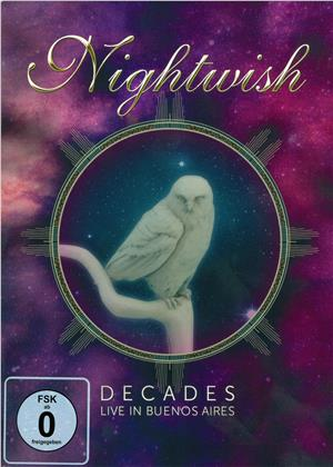 Nightwish - Decades - Live in Buenos Aires (Digibook, Limited Edition)