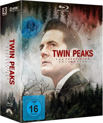 Twin Peaks - The Television Collection - Staffel 1-3 (16 Blu-rays)