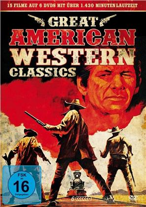 Great American Western Classics (6 DVDs)