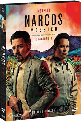 Narcos: Messico - Stagione 1 (Special Edition, 4 DVDs)