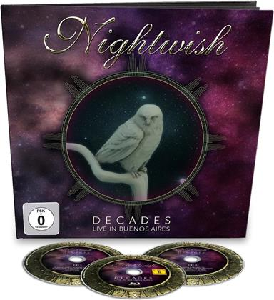Nightwish - Decades: Live in Buenos Aires (CD + Blu-ray)