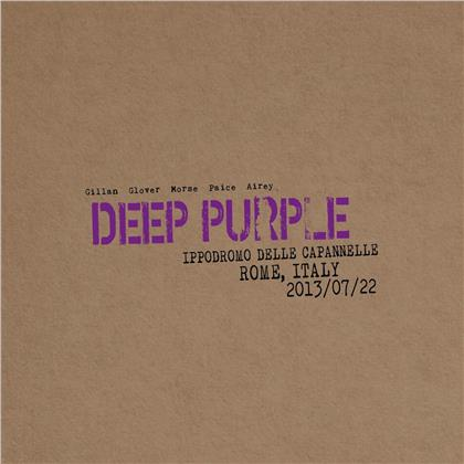 Deep Purple - Live In Rome 2013 (Limited, 2 LPs)