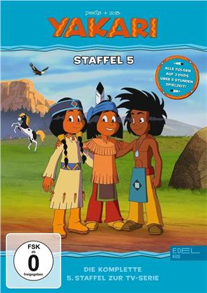 Yakari - Staffel 5 (2 DVDs)