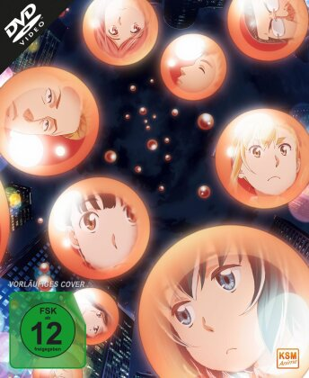 Hinamatsuri - Vol. 1 - Episode 1-4 (3 DVDs)