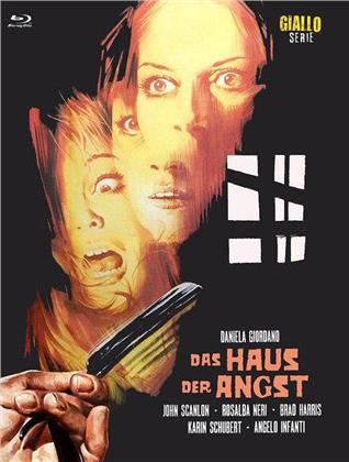 Das Haus der Angst (Eurocult Collection, Cover C, Giallo Serie, Limited Edition, Mediabook, Blu-ray + DVD)