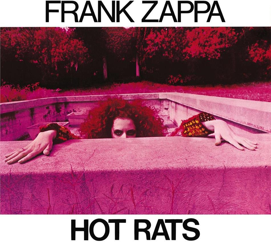 Frank Zappa - Hot Rats (50th Anniversary Edition, Limited Edition, Pink Vinyl, LP)