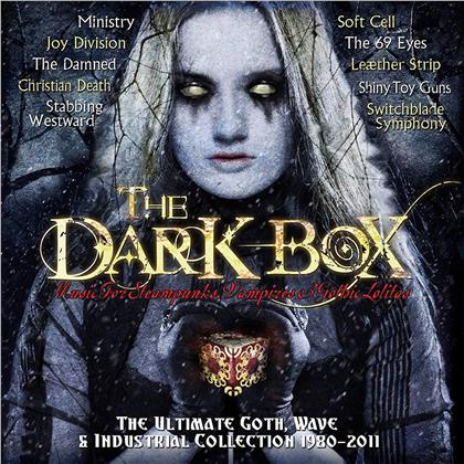 Dark Box - The Ultimate Goth Wave & Industrial Collection