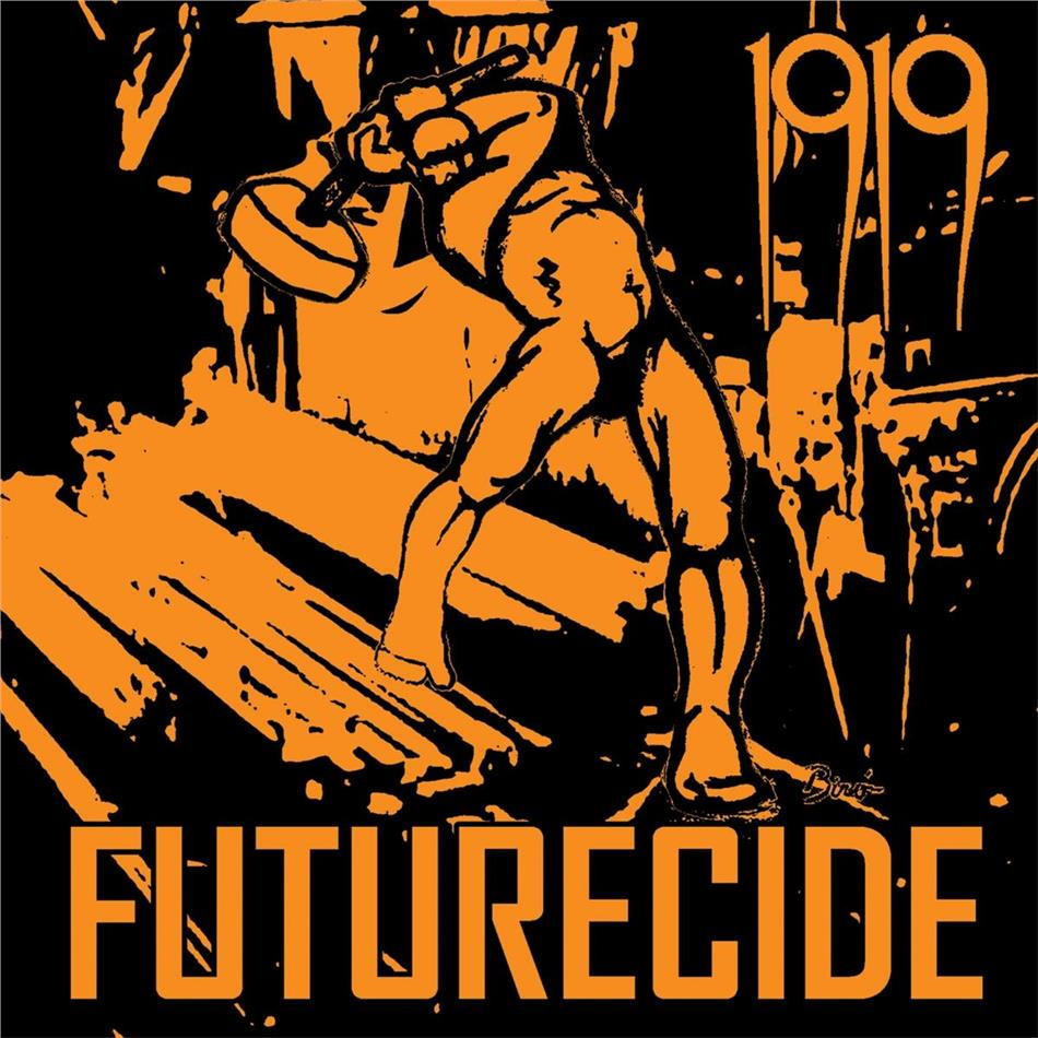 1919 - Futurecide (Limited Edition, Orange Vinyl, LP)