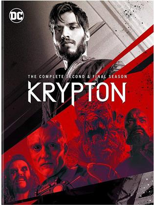 Krypton - Season 2 - The Final Season (2 DVDs)