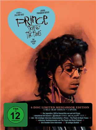 "Prince – Sign ""O"" the Times (Limited Edition, Mediabook, 2 Blu-rays + 2 DVDs)"