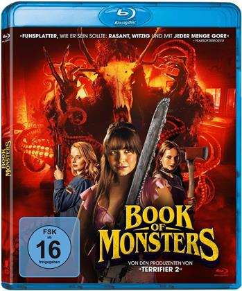Book of Monsters (2018) (Uncut)