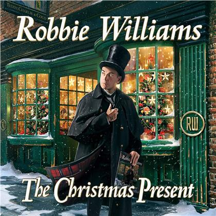 Robbie Williams - The Christmas Present (2 LPs + Digital Copy)