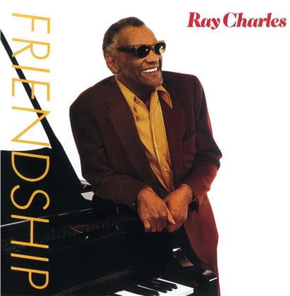 Ray Charles - Friendship (2019 Reissue, Music On CD)