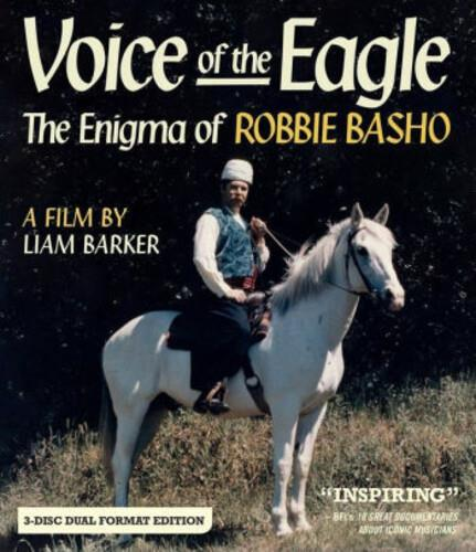 Basho, Robbie - Voice Of The Eagle: The.. (3 Blu-rays)