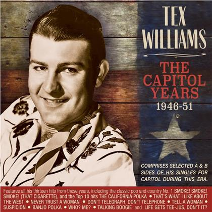 Tex Williams - Capitol Years 1946-51