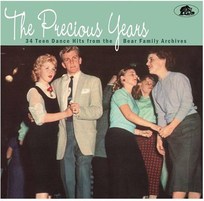 Precious Years: 34 Teen Dance Hits From