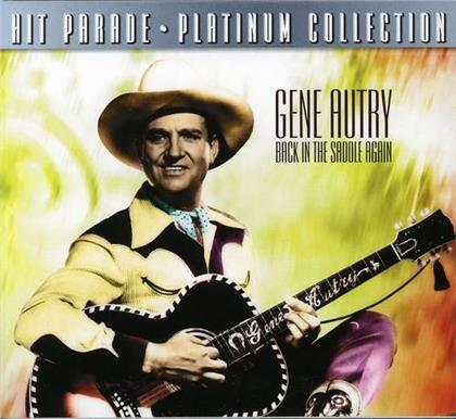 Gene Autry - Back In The Saddle Again
