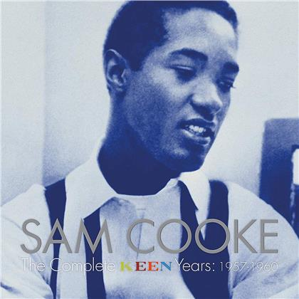 Sam Cooke - Complete Keen Years 1957-1960 (5 CDs)