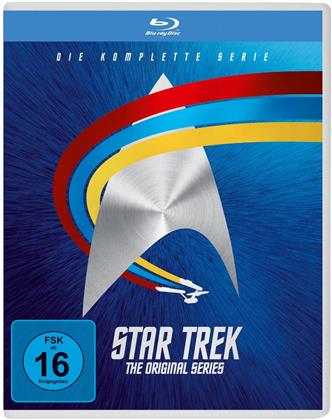 Star Trek - Raumschiff Enterprise - The original Series - Die komplette Serie (20 Blu-rays)