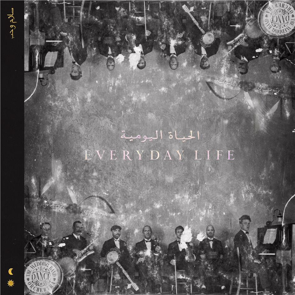 Coldplay - Everyday Life (2 LPs)