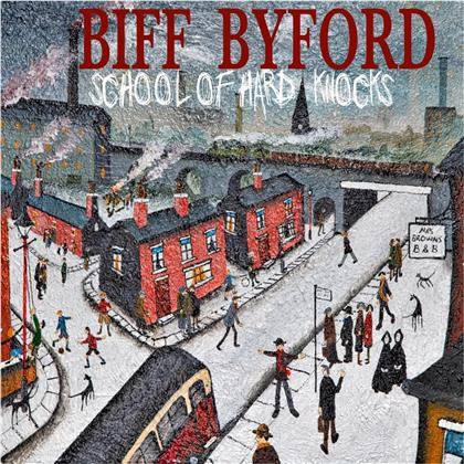 Biff Byford (Saxon) - School of Hard Knocks