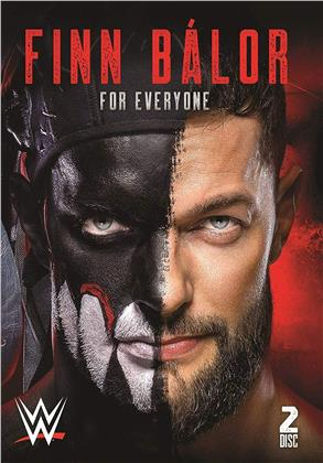 WWE: Finn Bálor - For Everyone (2 DVDs)