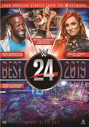WWE: 24 - The Best Of 2019 (2 DVDs)