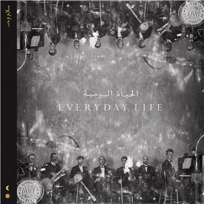 Coldplay - Everyday Life (Third Man Records, 2 LPs)