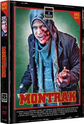 Montrak (2017) (Cover C, Limited Edition, Mediabook, Blu-ray + 2 DVDs + CD)