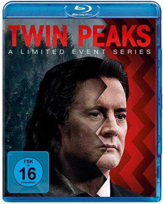 Twin Peaks - Staffel 3 - A Limited Event Series (7 Blu-rays)