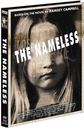 The Nameless (1999) (Cover B, Limited Edition, Mediabook, Uncut, Blu-ray + DVD)