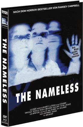 The Nameless (1999) (Cover D, Limited Edition, Mediabook, Uncut, Blu-ray + DVD)