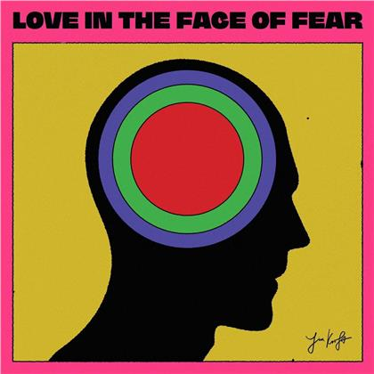 Jim Kroft - Love In The Face Of Fear (Digipack)