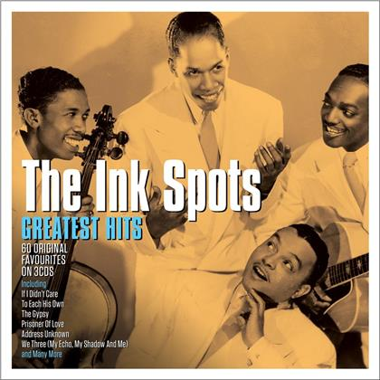 The Ink Spots - Greatest Hits (3 CDs)