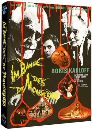 Im Banne des Dr. Monserrat (1967) (Cover B, Limited Edition, Mediabook)
