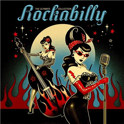 Ultimate Rockabilly-Color Collection (Colored, 2 LPs)
