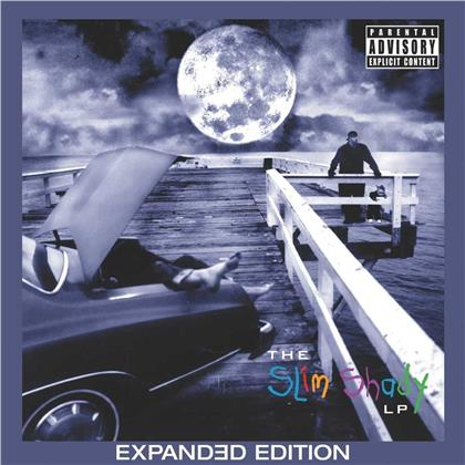 Eminem - The Slim Shady LP (2019 Reissue, Expanded, 20th Anniversary Edition, 2 CDs)