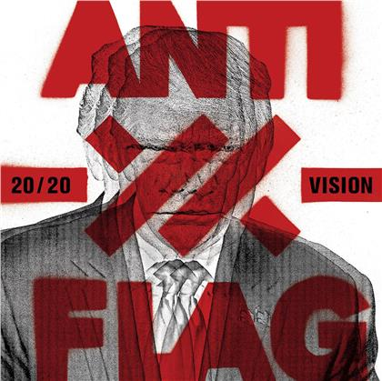 Anti-Flag - 20/20 Vision (Clear Vinyl, LP)