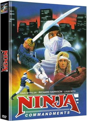 Ninja Commandments (Cover A, Limited Edition, Mediabook, Uncut, 2 DVDs)
