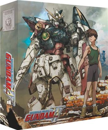 Mobile Suit Gundam Wing - Partie 1 (2 Blu-rays)